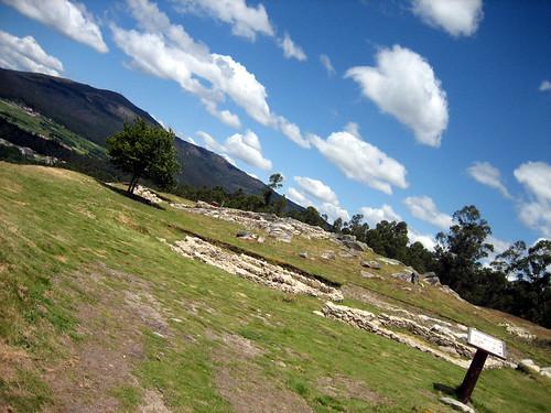 Monte Xesteiras e Castrolandín