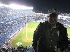 Me at Yankee Stadium
