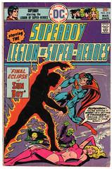 Legion of Super-Heroes 215 (Todd Wilson) Tags: comics superboy lsh legionofsuperheroes legionaires mikegrell
