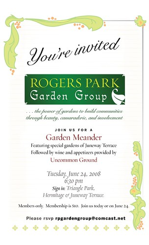 Rogers Park Garden Meander 6.08