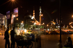 Galata Bridge Night