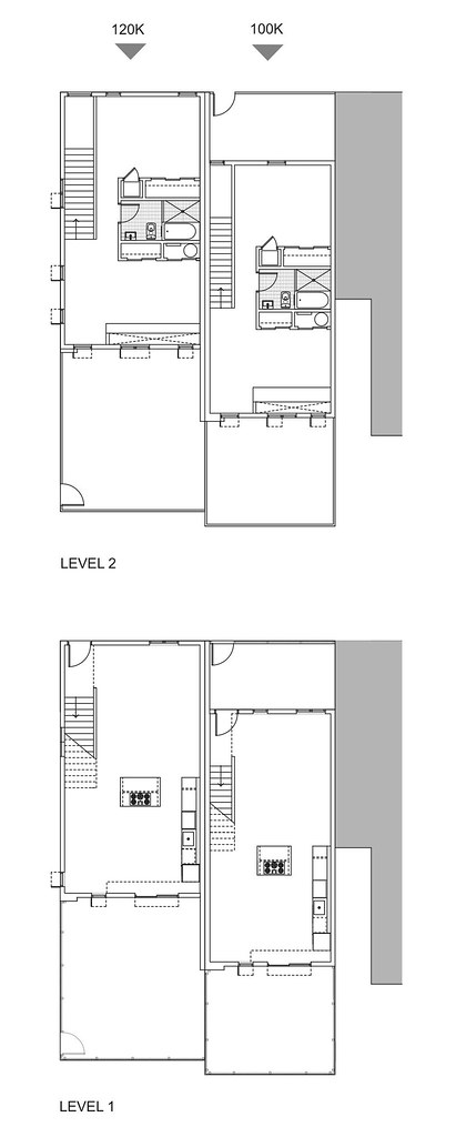 100K Simple Floorplans