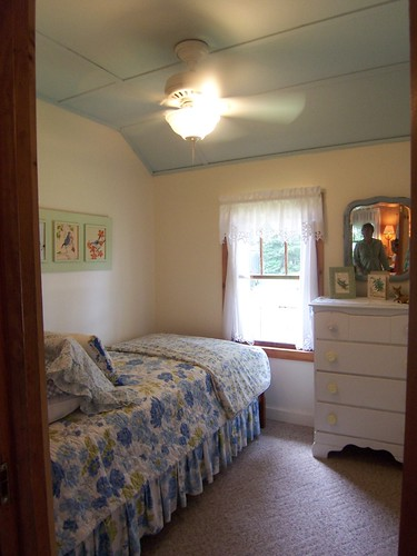 Bedroom Ceilings & Windows