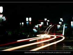 光軌02 (Stephen♦Ting) Tags: china suzhou 夜景 時代廣場 蘇州 24105l 金雞湖 李公堤 獨墅湖 國際風情商業水街