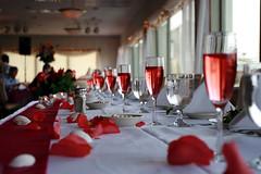 Wedding Party Table - preparty