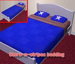 Stars-N-Stripes Bedding
