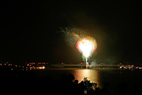 4th of July in Natchez
