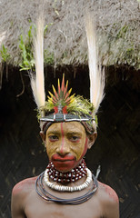 Huii Teenage Boy (mardeross) Tags: papuanewguinea huliwigmen