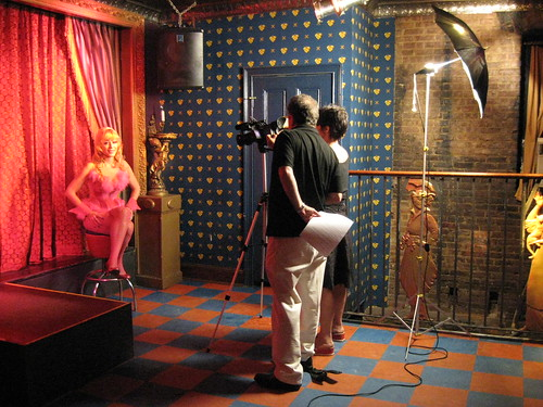 Living the Burlesque Life in NYC: A Documentary Shoot at the Slipper ...