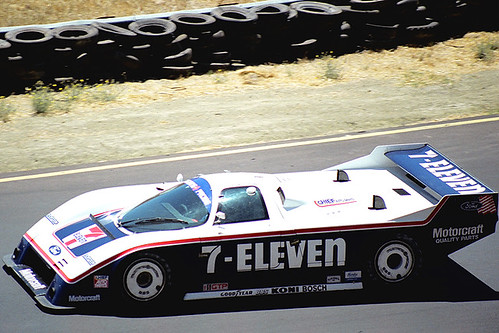 1983 Ford Mustang Gtp. Zakspeed Ford Mustang Probe