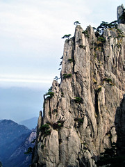 China Travel - Huangshan, Anhui  (Lao Wu Zei) Tags: china travel mountains photos unesco favourite   worldheritage  huangshan  250views nature