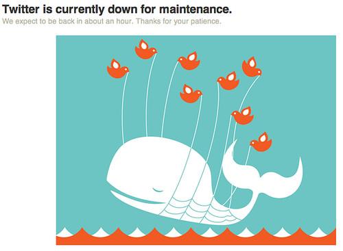 Twitter FailWhale