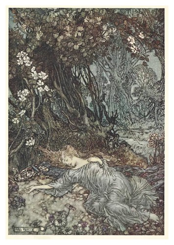 24-A midsummer-night's dream - Shakespeare, 1908