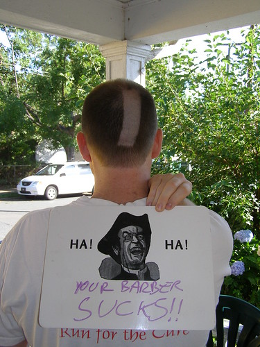 My Barber is Not Awesome!