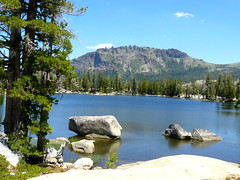 Granite Lakes (~*Aunt J*~) Tags: trees mountains landscape high scenery lakes sierras forests greatpicturesoftheworld greatpicturesoflandscapes