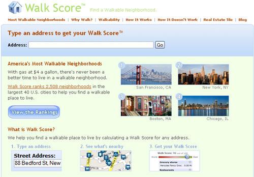 2698254249 e2b5aec0e1 Walk Score   O ranking das cidades mais caminháveis