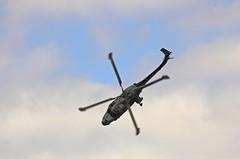 Spin around (quintinsmith_ip) Tags: black nikond50 airshow helicopter 2008 farnborough lynx the cats 135400mmf4556dg lynxhasmk3 lynxhasmk8