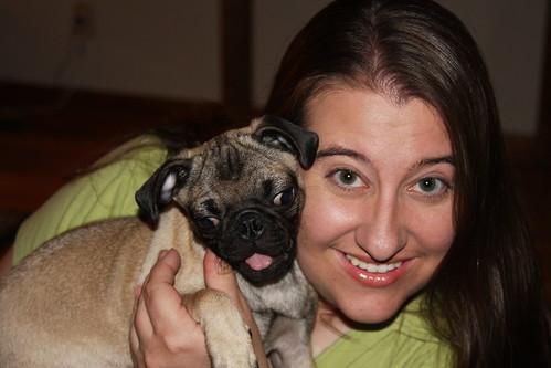 Phoebe and I