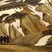 Islandia Trekking 1er día (11 julio 08) - Landmannalaugar - Hrafntinnusker 11