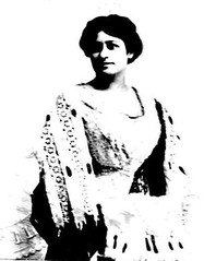 Belle Davis 1915 (puzzlemaster) Tags: photos singer passport musicaltheater