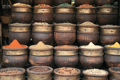 spices (fatimaflicks) Tags: travel colors morocco maroc fatima