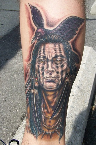 Jon's Native American by VillasSlave2Ink