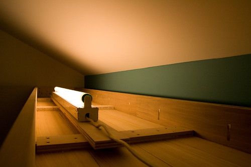Lighting Soffits Diary Of A Vermont Eco Builder