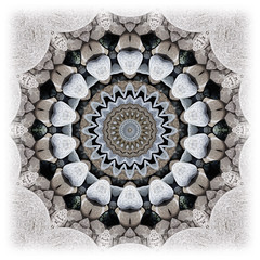Design 1 (rocks)  ~(KFUN-35)~ (Gravityx9) Tags: abstract photoshop chop amer ithink kfun 090708 yourpreferredpicture kaleidospheres eggxact kfun35 skagitrene