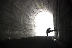 Othello Tunnels - Stretching into the Light