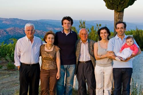 Quevedo Family