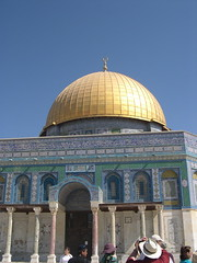 Dome of the Rock (upyernoz) Tags: israel palestine jerusalem domeoftherock mosque ישראל ירושלים oldcity templemount כיפתהסלע القدس إسرائيل فلسطين أورشليم مسجدقبةالصخرة