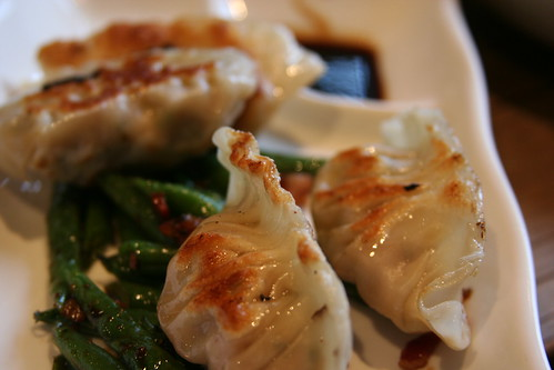 Pork Dumplings at Urban belly