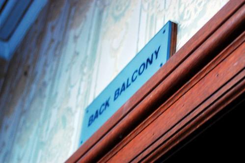 Namesake Balcony