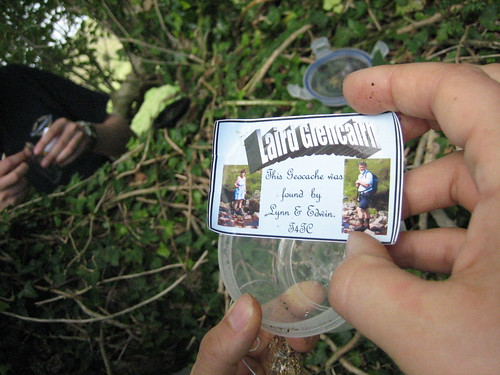 Geocache Treasure
