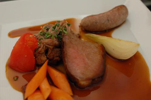 Swedenのラム肉、3種類の調理法で