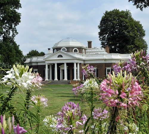 Monticello (Through the Flowers)