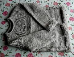 Cobblestone by Jared Flood (AnnaKika) Tags: wool knitting top cobblestone knitted cardigan ik interweaveknits olle trja stickat stickning stickad ecowool jaredflood ekoull annakika verdel