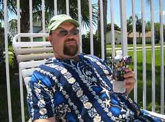 Mad Drew on Vacation