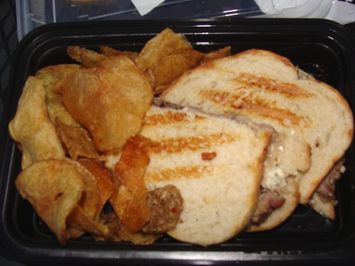 $8 sandwich?  No.