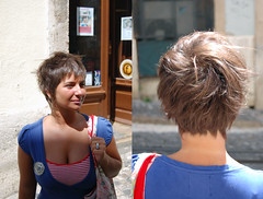 new short haircut (wip-hairport) Tags: new haircut portugal lisbon short hairdresser wiphairport femalehaircut