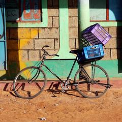 Couleur d'espoir - Colors of hope (Délirante bestiole [la poésie des goupils]) Tags: africa colors kenya somali bycicle afrique somalian virela gardela virela2 gardela2 virela3 gardela3 virela4 virela5 virela6 virela7 gardela4 gardela5 virela8 virela9 virela10 norternkenya
