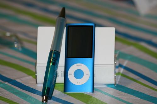 New iPod nano 16G
