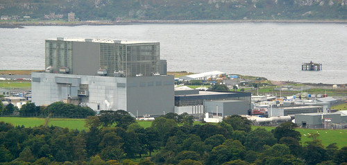 Hunterston Nuclear Power Station