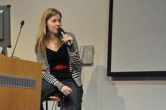 Denise Stephens presenting
