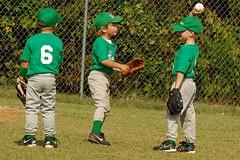 Ian's T ball game 040 (dlhanry) Tags: sports kids mom fun dallas dad texas baseball sweet helmet bat games redoak tball
