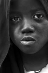 Eye Contact (Khaled A.K) Tags: portrait kid eyes nikon child sa jeddah saudiarabia khaled ksa d300 saudia kashkari