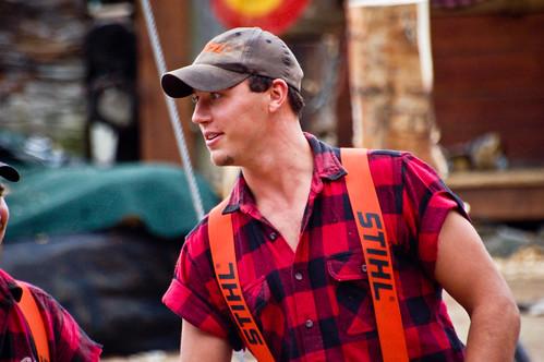 Lumberjack Andrew