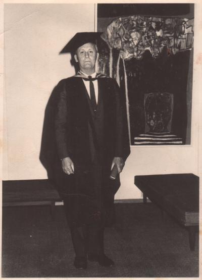 papa's graduation