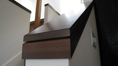 Perfect Interior Details: Caps | Diary of a Vermont Eco Builder CI25