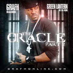 DJ Green Lantern & Grafh - The Oracle 2 mixtape